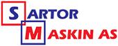 Sartor Maskin logo